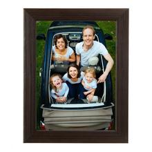 Porta Retrato Paola Marrom 13x18cm