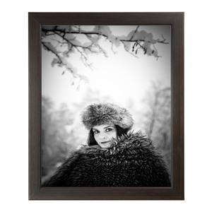 Porta Retrato Paola Marrom 20x25cm