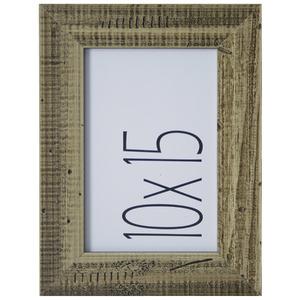 Porta Retrato Premier Rústico Marrom 10x15cm