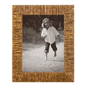 Porta Retrato Riom Dourado 13x18cm