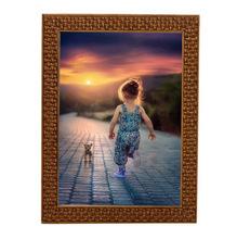 Porta Retrato Thera Marrom 13x18cm
