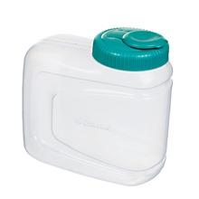 Porta Sabão em Pó Plástico 1,9L 18,0x80x18,0cm Sanremo