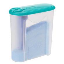 Porta Sabão Plástico Transparente Hydrus Sanremo
