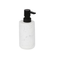 Porta Sabonete Líquido Branco em Plástico Cloud Sensea