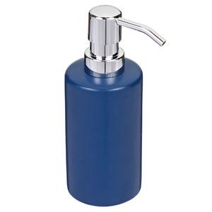 Porta Sabonete Líquido Louça Redondo Azul