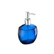 Porta Sabonete Líquido Plástico Azul 300ml Spoom