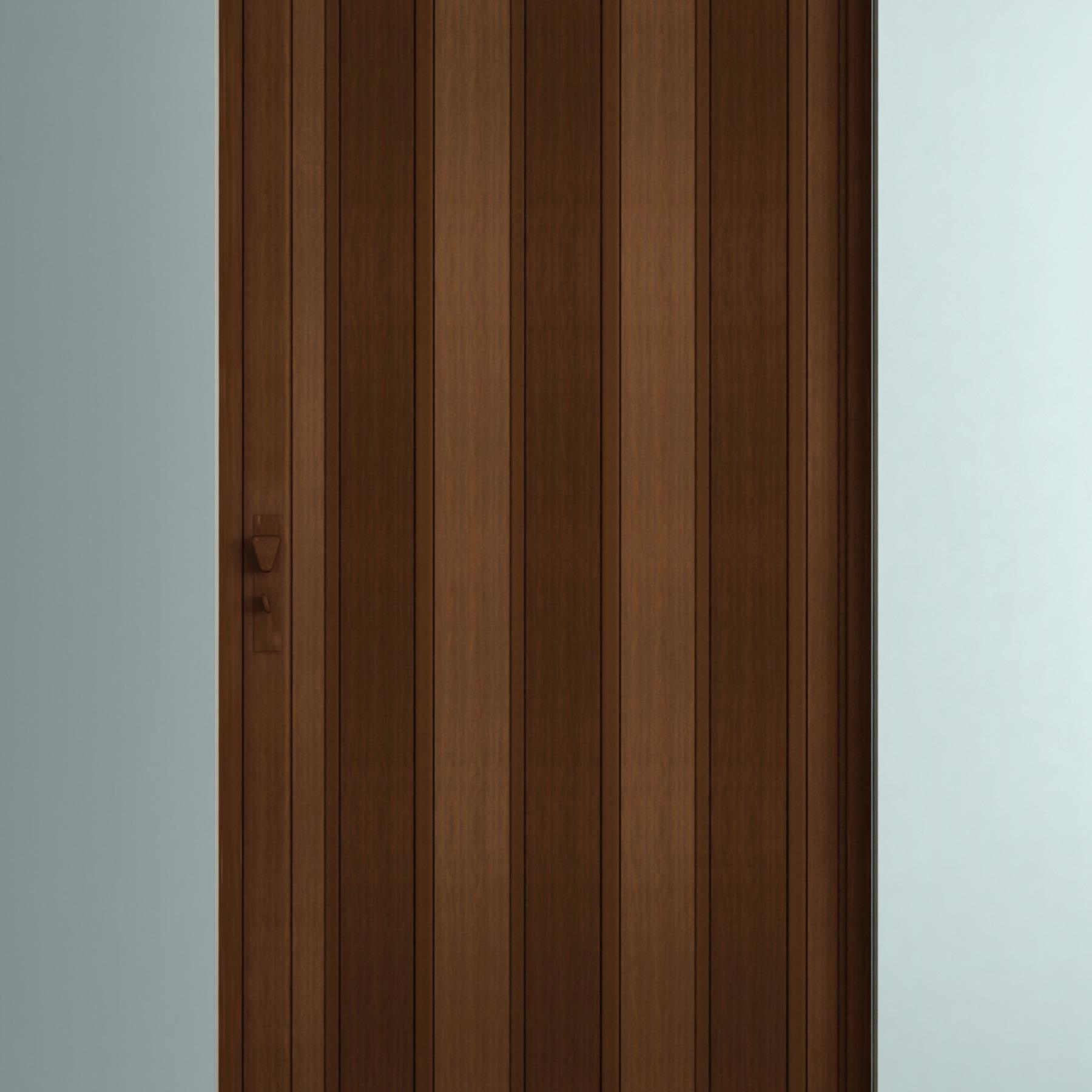 Porta montada sanfonado lisa pl stico ambos os lados 2 - Porta carta igienica leroy merlin ...