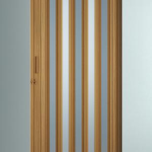 Porta Sanfonada  PVC 210X60 BCF