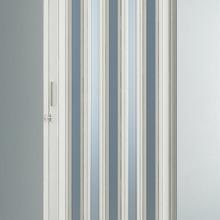 Porta Sanfonada  PVC 210X72 BCF