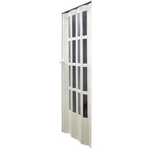Porta Sanfonada  PVC 210X82 SER FOL