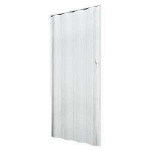Porta Sanfonada  PVC 210X84 SER FOL