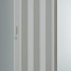 Porta Sanfonada  PVC 210X96 BCF
