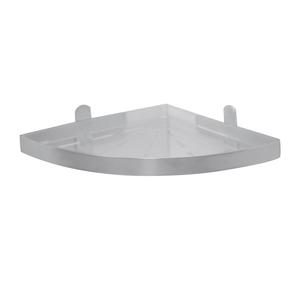 Porta Shampo de Aluminio Sicmol Prata