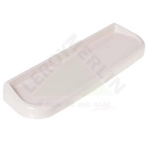 Porta Shampoo Reta 17x62cm Primafer