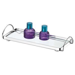 Porta Shampoo Reto Polido 6,3x33,1cm Brinox