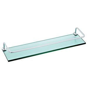 Porta Shampoo Reto Simples 6x10x10cm Verde