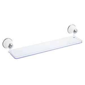 Porta Shampoo Reto Simples 27x37,50x10cm Branco