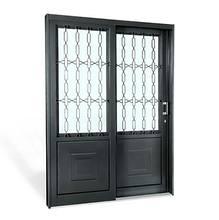 Porta Soc Cor Silenf Ge 2F 217X160X14 D