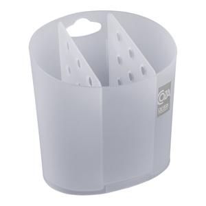 Porta Talheres Plástico Natural Brinox