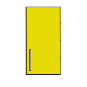Porta Toulose / Biarritz  92X30 F30/93