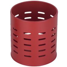 Porta Utensílios 12x13cm Vermelho Importado