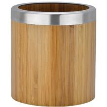 Porta Utensílios Bamboo Importado
