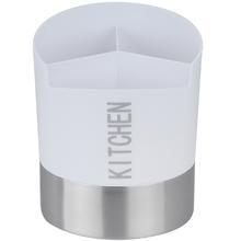 Porta Utensílios para Cozinha Branco Importado