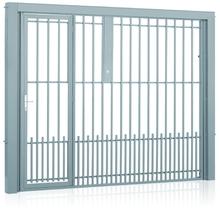Portão Aço 220x242cm MECAL