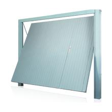 Portão Aço 220x282cm MECAL