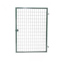 Portão Aço Verde 120x70cm