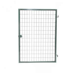 Portão Aço Verde 150x70cm