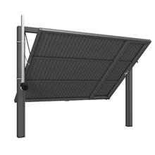 Portão de Garagem Frisado 220x303cm Direito Mecal