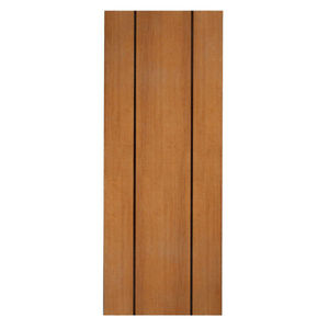 Portas Decoradas Imbuia 210x80x3,5cm Fuck