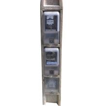 Poste Padrão 2 Caixas Trifásico 35 VLS Concrefer