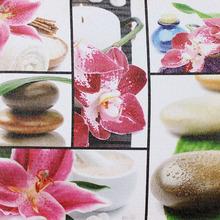 Pôster Canvas Floral Vaso 30x30cm Importado