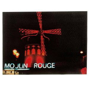 Pôster Canvas LED Rouge 30x40cm Importado