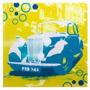 Pôster Canvas LED Royce 35x35cm Importado