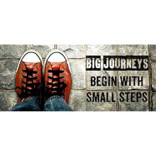 Pôster Painel Big Journey 61x143cm