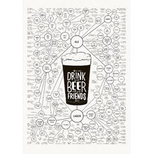 Pôster Painel Cerveja 260x183cm