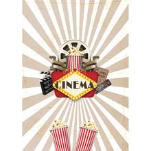 Pôster Painel Cinema 260x183cm