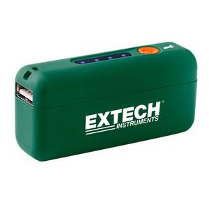 Power Bank - bateria/carregador externo compacto para carregamento de dispositivos USB com lanterna integrada com capacidade de 2800mAh