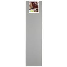 Prancha Reta Cinza 120x30x1,5cm Ordenare