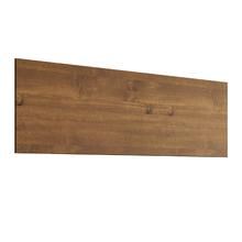Prancha sem Suportel Madeira Rústico Marrom 150x50x1,8cm Rustic P&C