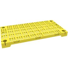 Prateleira Estante Multiuso Cube Amarelo Grift