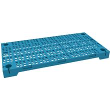 Prateleira Estante Multiuso Cube Azul Grift