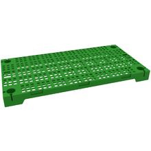 Prateleira Estante Multiuso Cube Verde Grift