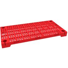 Prateleira Estante Multiuso Cube Vermelho Grift