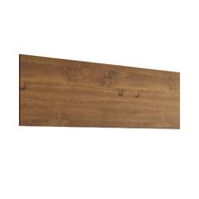 Prateleira sem Suporte Madeira Rústico Marrom 120x50x1,8cm Rustic P&C
