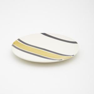 Prato de sobremesa porcelana pintada m o secret de for Leroy merlin prato