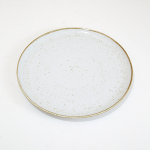 Prato raso porcelana artisan coup blanc 28cm corona for Leroy merlin prato